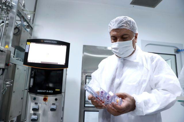 Yerli aşıda insan deneyleri için önümüzdeki hafta bin doz aşı üretilecek