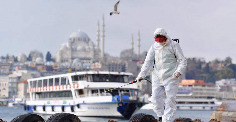 Türkiye'de Koronavirüs Son Durum