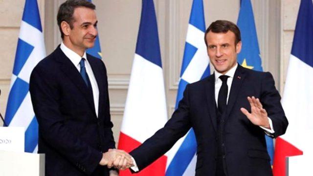 Yunanistan, Doğu Akdeniz gerginliğinde kendisine destek olan Fransa'dan 18 adet savaş uçağı alıyor