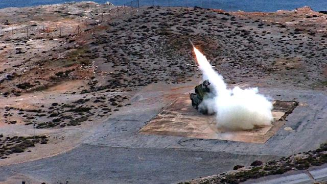 Yunanistan, Girit'te ABD ile birlikte S-300 hava savunma sistemini test etti